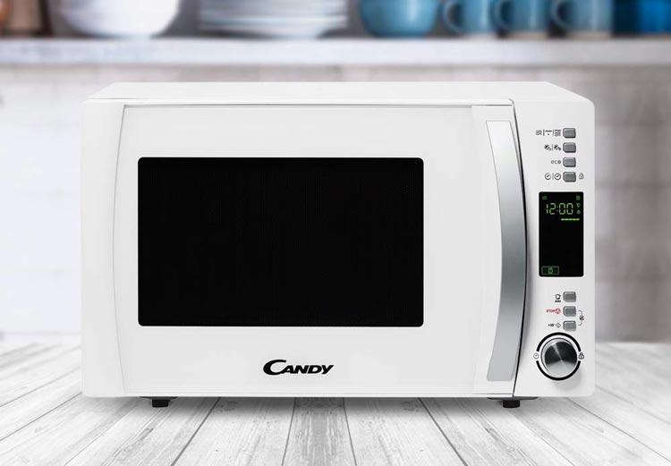 microondas con grill barato