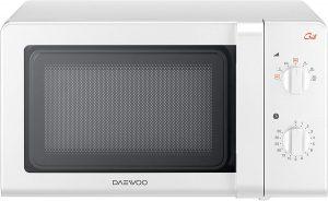 microondas daewoo blanco