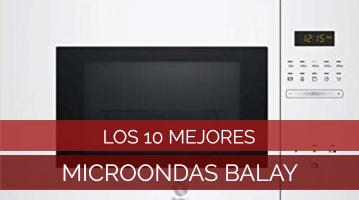 Los 10 Mejores Microondas Balay