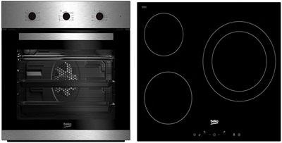 conjunto horno y vitroceramica