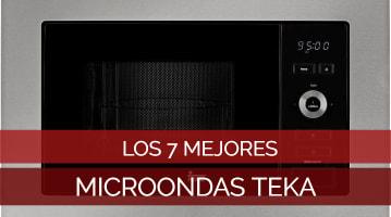 Microondas Teka