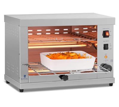 tostadora pan industrial