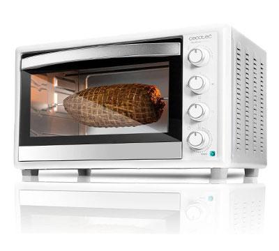 horno cecotec bake&toast 790 gyro opiniones
