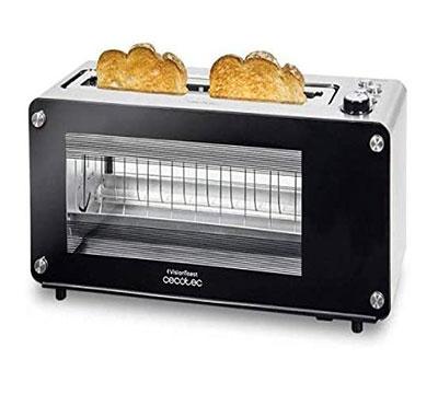 cecotec tostadora vision toast