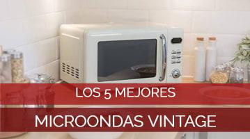 Microondas Vintage