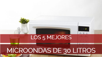 Microondas de 30 Litros