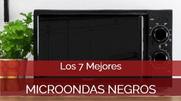 Microondas Negro