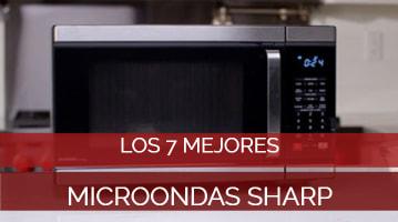 Microondas Sharp